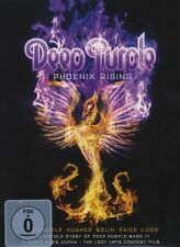 "Deep purple ""phoenix rising"" DVD + CD NEUF"