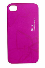 Golla Hard Skin Case for iPhone 4 (LIQD IPHONE G1191) - Pink