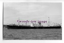 c0857 - Bank Line Cargo Ship - Nessbank , built 1953 - photograph by Clarkson