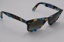 BRAND NEW RAY-BAN SUNGLASSES RB 2140 1107/96 MULTICOLOR AUTHENTIC W/CASE 50-22 !