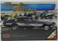 1969 PLYMOUTH CUDA BARRACUDA FUNNY CAR CANDIES HUGHES NOS POLAR LIGHTS MODEL KIT