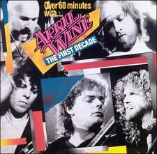 First Decade by April Wine (CD, Jan-1992, Aquar)
