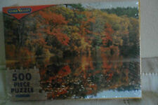 "VINTAGE RARE! CHAD VALLEY JIGSAW 500 PIECES ""REFLECTIONS"" NEW SEALED"