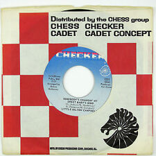 LITTLE MILTON CAMPBELL Somebody's Changin' My Sweet../I'm Tired 7IN 1970 R&B NM-