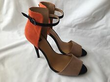 New Zara Collection By Basic Suede Shoes Size UK 7(40)