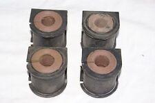 LAMBORGHINI ISLERO JARAMA 16mm REAR SAY BAR BUSHINGS NOS
