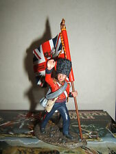 KING & COUNTRY CRW26 COLDSTREAM GUARDS OFFICER WITH REGIMENTAL F. Set  RETIRED
