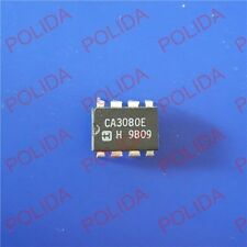50PCS OP AMP IC HARRIS DIP-8 CA3080E CA3080EZ CA3080 100% Genuine and New