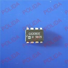 1PCS OP AMP IC HARRIS DIP-8 CA3080E CA3080EZ CA3080 100% Genuine and New