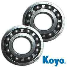 Suzuki LT80 Quad (All Years) Koyo Crankshaft Main Bearings