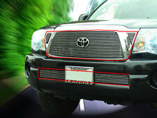 Fits 2005-2010 Toyota Tacoma Billet Grille Grill Combo Insert Fedar