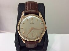 1948 OMEGA Ref. 2620 Small Seconds JUMBO 18K Rose Gold Cal. 265! BEST BY FAR