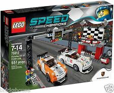 New Sealed Lego Speed Champions 75912 Porsche 911 GT Finish Line (Bricks House)