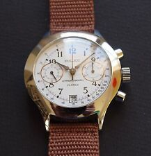 !! POLJOT MONTRE ANCIENNE NOS CHRONOGRAPH 3133 80'S VINTAGE WATCH !!