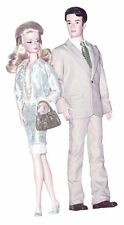 2006 BARBIE FASHION MODEL NEW ENGLAND ESCAPE BARBIE & KEN SILKSTONE FASHION SET!