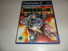 PlayStation 2  PS 2  Robotech: Invasion