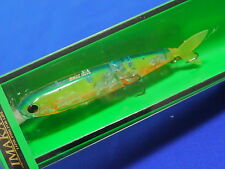 "IMAKATSU Buzz Bill Minnow ""Lightning Blue"" NEW (YI91"
