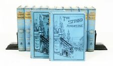 The Strand Magazine 72 Issues 1904 - 1909 in 12 Volumes on DVD Sherlock Holmes