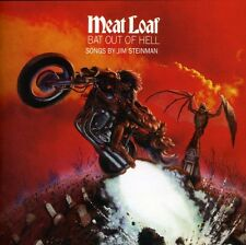 Bat Out Of Hell - Meat Loaf (2001, CD NEUF) Remastered