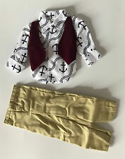 New 1 Clothes & Trousers For KEN Doll / Barby (#6) - Christmas Gift