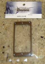 Ibanez Metal Pickup Ring in Cosmo Black, Japan Steve Vai JEM, RG, S, Prestige