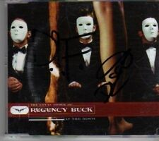 (CX527) Regency Buck, At The Disco - 2001 Signed CD