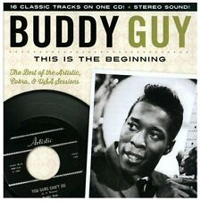 Guy Buddy-This Is The Beginning: The Art CD NEW