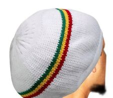 New*Rasta Dread Tam Cap Hat Crown Reggae Marley Roots Reggae Dubwise Jamaica M/L