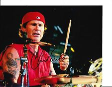 CHAD SMITH RED HOT CHILI PEPPERS SIGNED 8X10