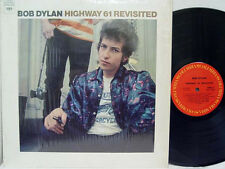 BOB DYLAN - Highway 61 Revisited LP (Later US Pressing on COLUMBIA,In Shrink)