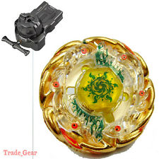 Beyblade Metal Fusion Masters Fight Gold BB-P03 Sun-God 145AS Sol Blaze Pegasus