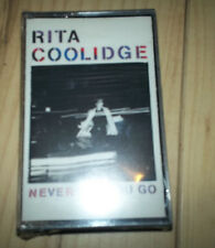 Rita Coolidge Never Let You Go Cassette