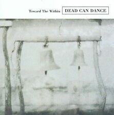 Dead Can Dance - Toward The Within one cent CD Lisa Gerrard Brendan Perry