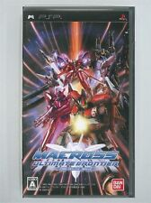 Used PSP Macross Ultimate Frontier Import Japan ((Free Shipping))