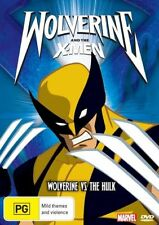 Wolverine And The X-Men - Wolverine Vs The Hulk(DVD) Slipcase Ed.*NEW & SEALED