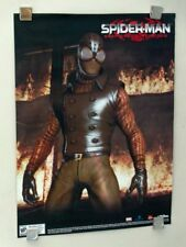 Spider-man Shattered Dimensions 2-sided Marvel Comics video game promo poster 1