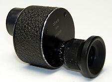 CARL ZEISS JENA Monokular Fernglas Binocular PORRO II 3,5x15 DDR - SELTEN