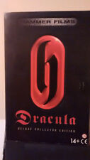 Christopher Lee Dracula Action Figure Doll Hammer Horror Product Enterprise boxd
