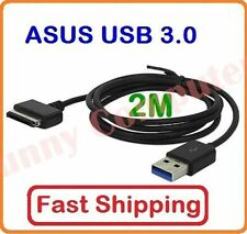 ASUS Vivo RT Tablet TF600 TF600T TF701T TF810C USB3.0 Data Sync Charger Cable 2M