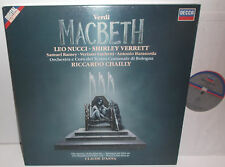 417 525-1 Verdi Macbeth Leo Nucci Shirley Verrett Riccardo Chailly Film Music