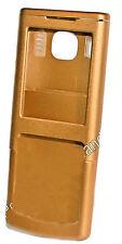 COVER GUSCIO CHASSIS Guscio superiore cover posteriore per Nokia 6500 Classic colore: ORO