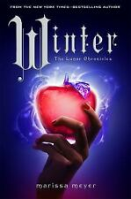The Lunar Chronicles: Winter by Marissa Meyer (2015, Hardcover)