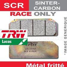 Plaquettes de frein Avant TRW Lucas MCB 611 SCR pour Yamaha YZF 1000 R1 ABS 15-