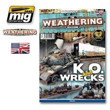 Ammo of Mig Jimenez The Weathering Magazine Issue 9. K.O. AND WRECKS #4508