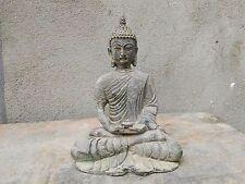 Old tibet buddhism Fane Joss bronze Sakyamuni Shakyamuni Amitabha Buddha Statue