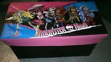 Monster high Sitzbank Kinder Barbie Draculaura Mädels Girls Mädchen Ostern