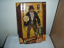 Indiana Jones Raiders Of The Lost Ark Talking Doll Action Figure Movie Dialogue