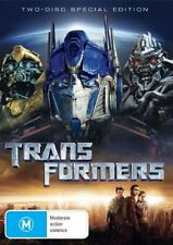 Transformers - The Movie (DVD, 2007, 2-Disc Set) R/4