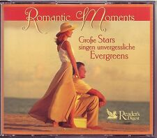 Romantic Moments  -  Reader's Digest   5 CD Box