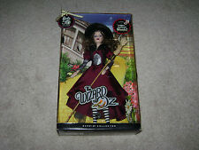 BARBIE 50TH ANNIVERSARY THE WIZARTD OF OZ WICKED WITCH OF THE EAST..**NEW**!!!!